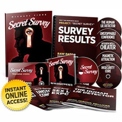 The Secret Survey By Michael Fiore