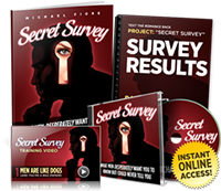 Download Michael Fiore's The Secret Survey PDF Ebook